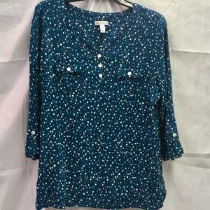 Gorgeous blue blouse